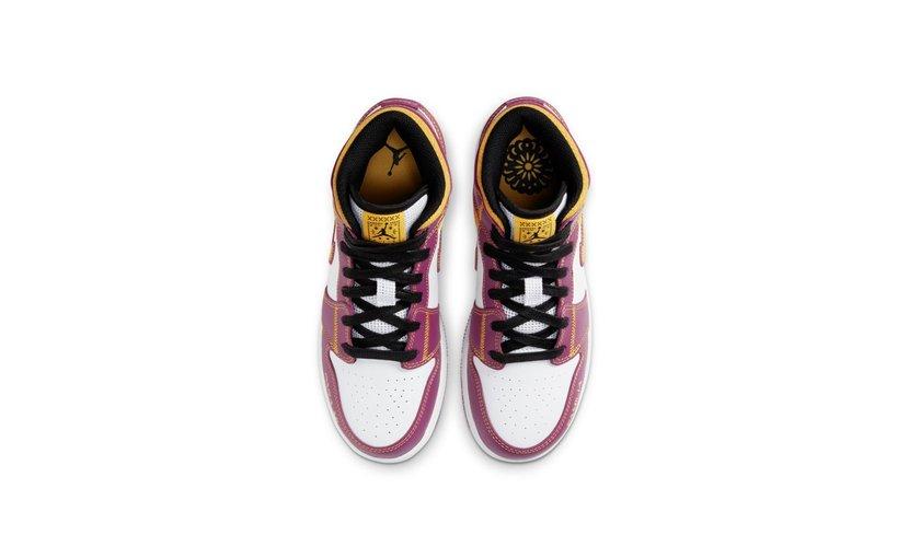 Jordan Air Jordan 1 Mid 'Dia de los Muertos' (GS)