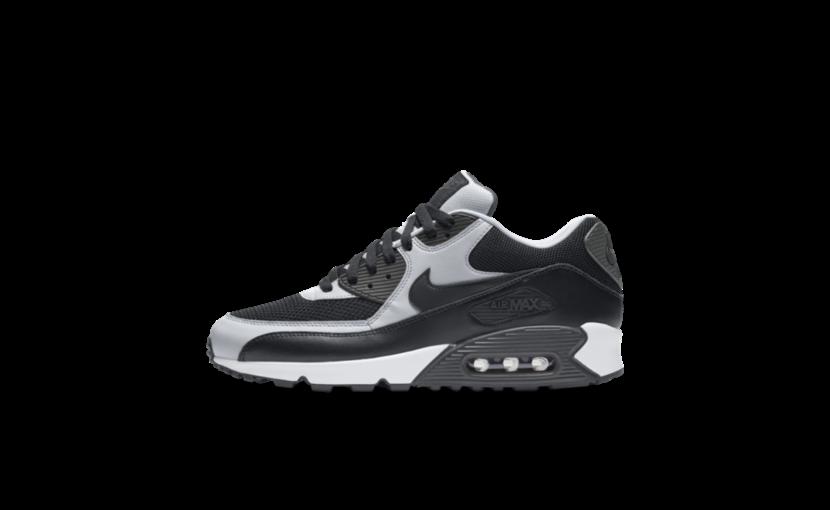 Nike Air Max 90 'Black Wolf Grey'