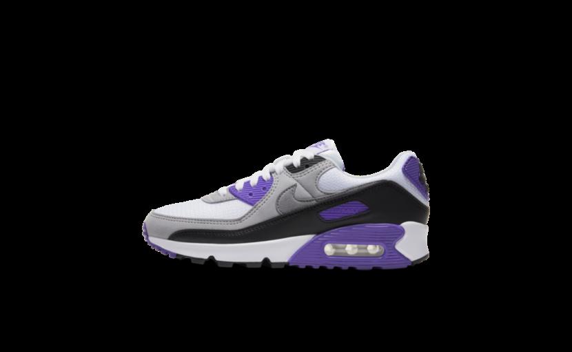 Nike Air Max 90 'Recraft Hyper Grape' (W)