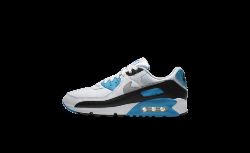 Nike Air Max 90 'Laser Blue' (2020)