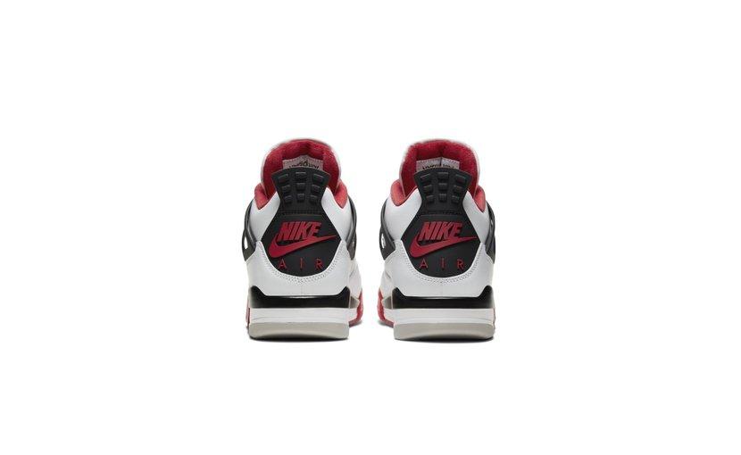 Jordan Air Jordan 4 'Fire Red' (2020)