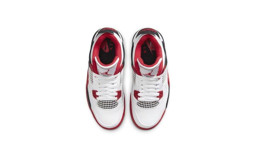 Jordan Air Jordan 4 'Fire Red' (2020) (GS)