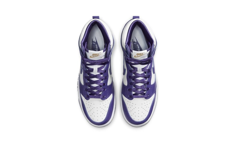 Nike Dunk High SP 'Varsity Purple' (W)