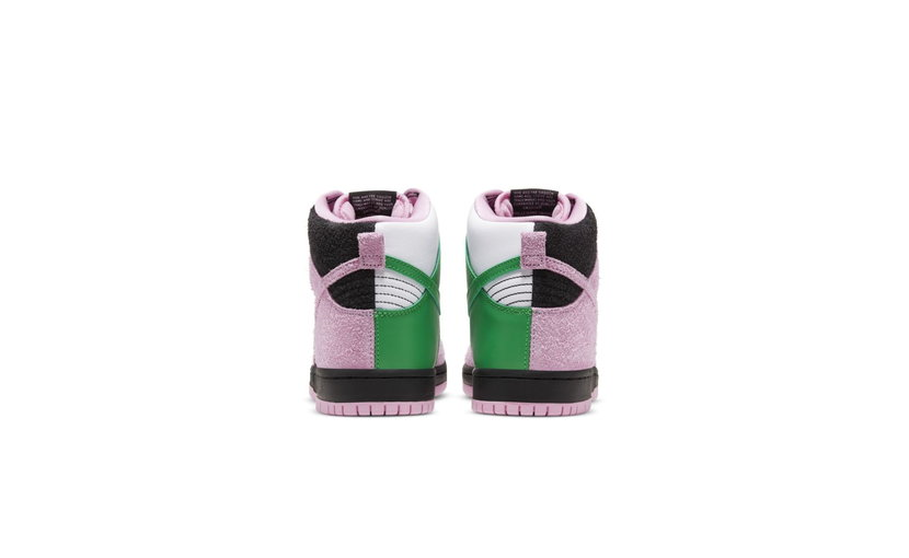 Nike SB Dunk High 'Invert Celtics'