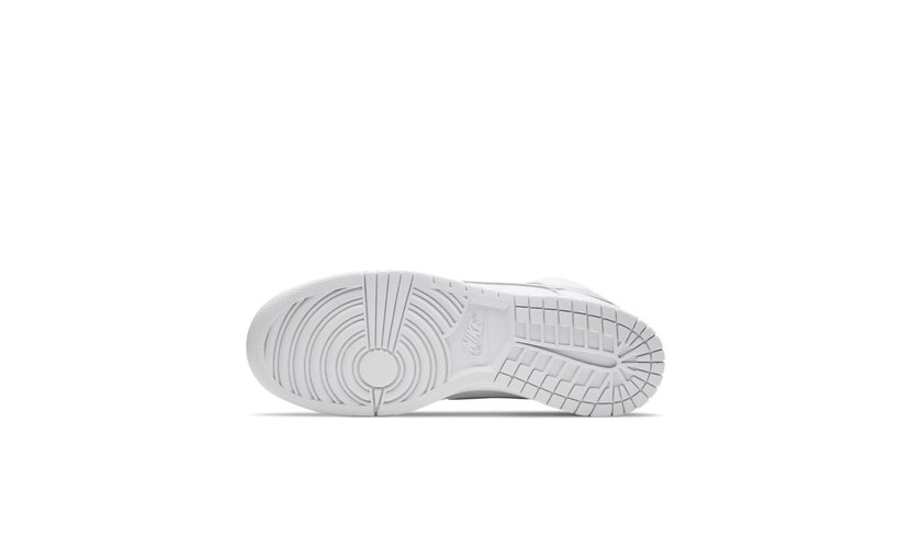 Nike Dunk High SP 'Pure Platinum'