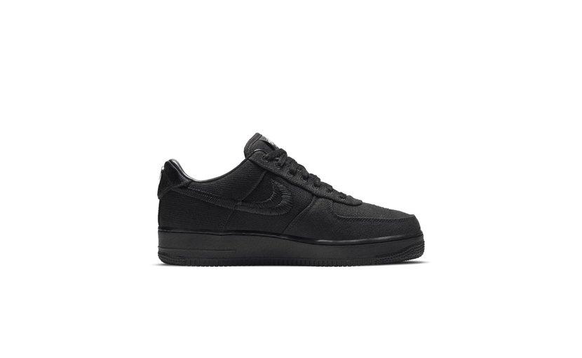 Nike Air Force 1 Low 'Stussy Black'