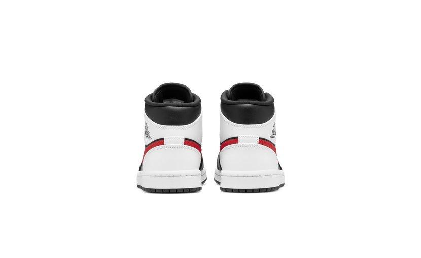 Jordan Air Jordan 1 Mid 'Chile Red'