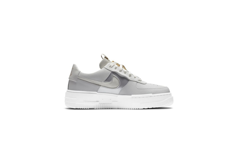 Nike Air Force 1 Low Pixel 'Grey' (W)
