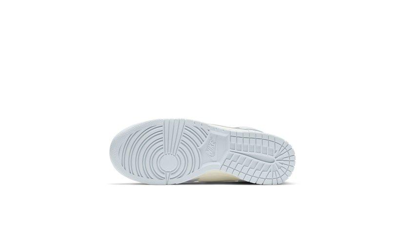 Nike Dunk High 'Sail Football Grey' (W)