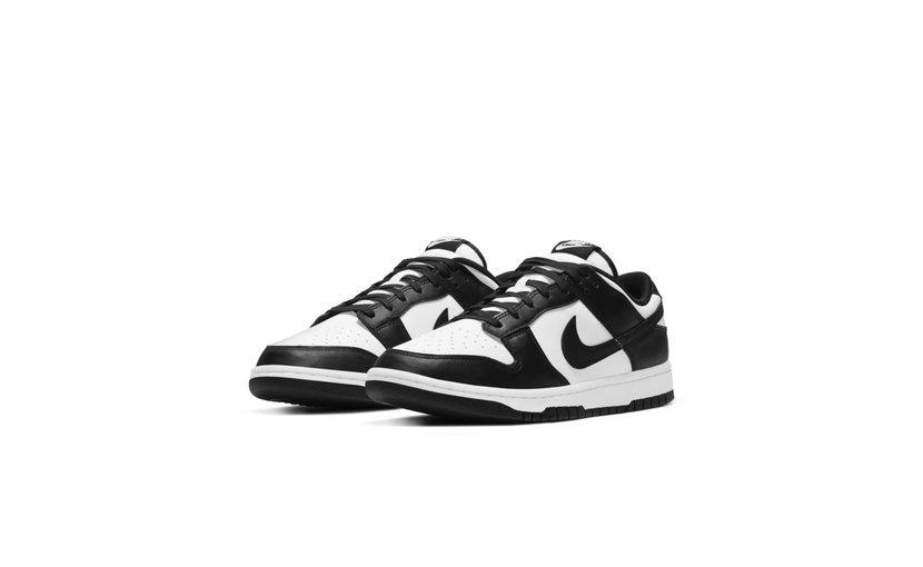 Nike Dunk Low 'White Black' (2021)