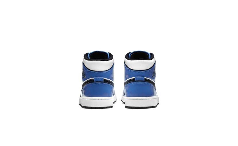 Jordan Air Jordan 1 Mid 'Signal Blue'