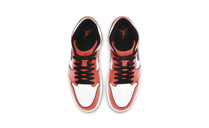 Jordan Air Jordan 1 Mid 'Turf Orange'