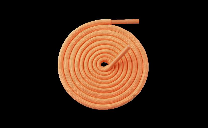 Sneakin Yeezy Rope Laces 'Light Orange'