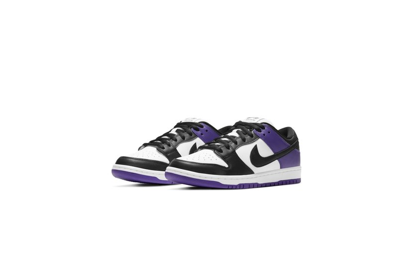Nike SB Dunk Low 'Court Purple'