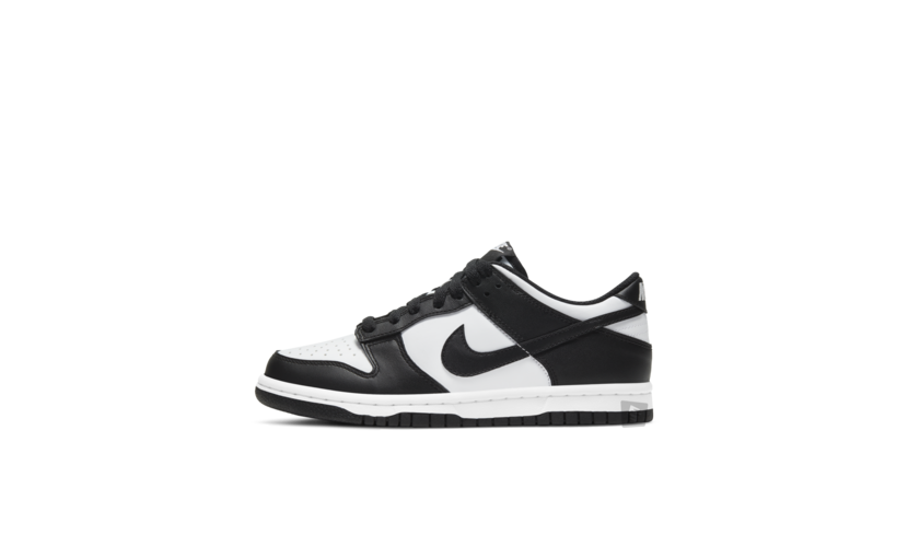 Nike Dunk Low 'White Black' (GS)