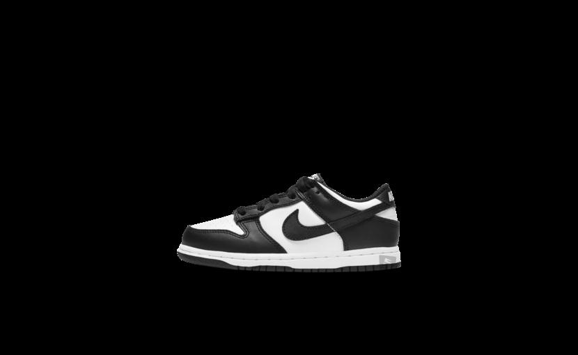 Nike Dunk Low 'White Black' (PS)