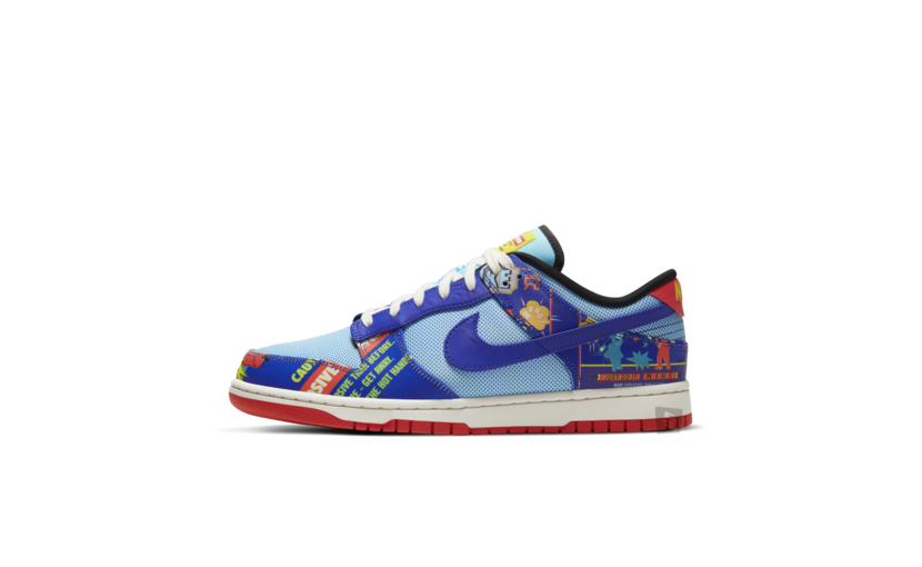 Nike Dunk Low 'Chinese New Year Firecracker' (2021)