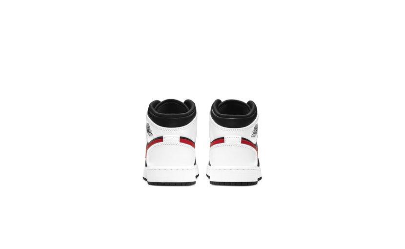 Jordan Air Jordan 1 Mid 'Chile Red' (GS)