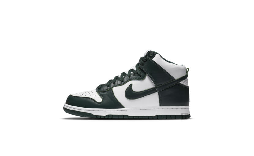 Nike Dunk High 'Spartan Green'