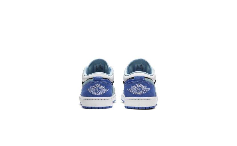 Jordan Air Jordan 1 Low 'Black Blue White'