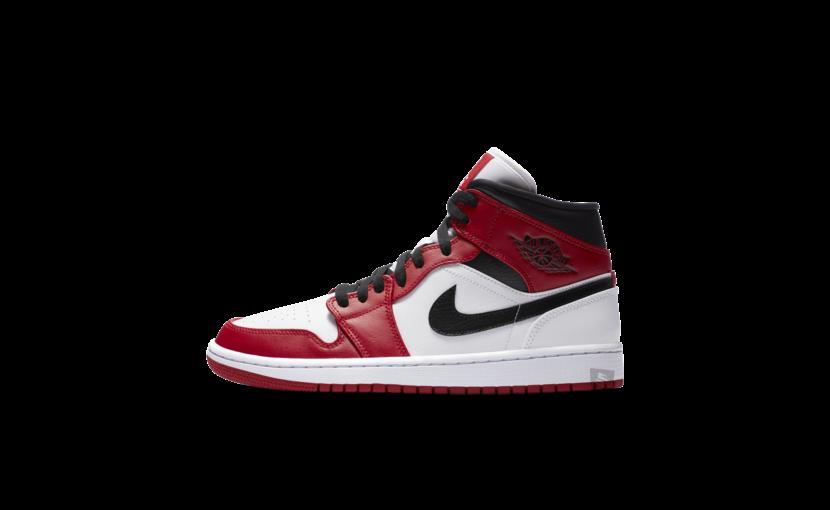 Jordan Air Jordan 1 Mid 'Chicago' (2020)