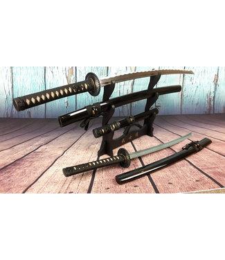 Samurai zwaarden set