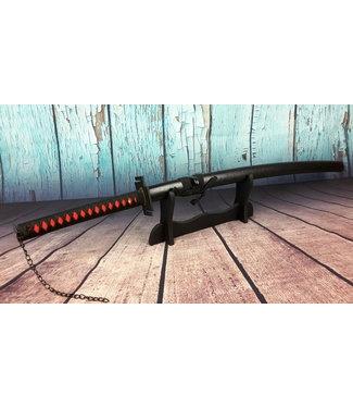 Anime Samurai zwaard