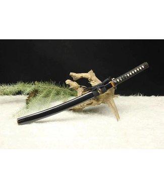 Samurai wakizashi zwaard (mus)