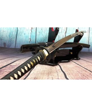 Scherp samurai zwaard van 1095 koolstof staal