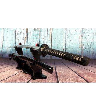 Zwart samurai zwaard (tr)