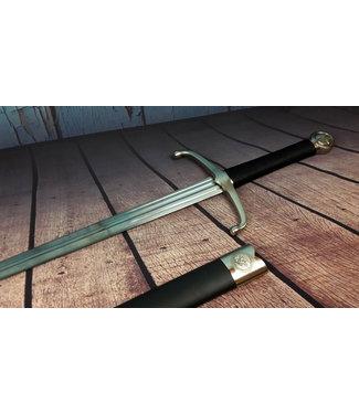 Middeleeuws zwaard Scherp