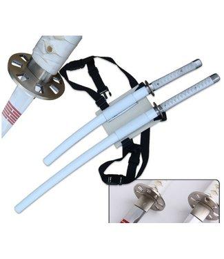 Samurai zwaarden set met rugriem