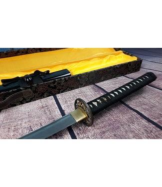 Damast staal samurai zwaard 4500 lagen staal