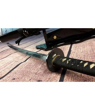 Samurai zwaard met japanse tekens