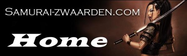 Samurai-Zwaarden.com ™ Tot 40% Korting de zwaarden winkel van Nederland