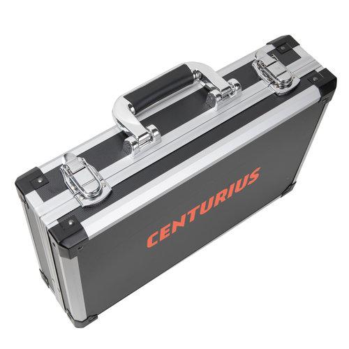 Centurius Centurius 53-delige gereedschapskoffer met EVA vulling