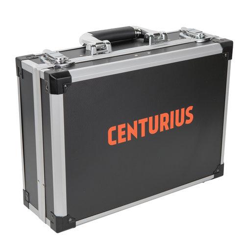 Centurius Centurius 82-delige gereedschapskoffer met EVA vulling