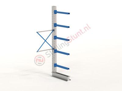 Draagarmstelling Aanbouwvak Enkel 2964x1000x800mm (hxbxd)