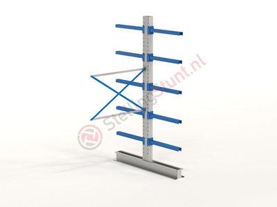 Draagarmstelling Aanbouwvak Dubbel 2964x1500x800mm (hxbxd)