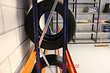 Bandenstelling Basisvak 2250x2800x400mm (hxbxd)
