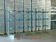 Draagarmstelling Aanbouwvak Dubbelzijdig 2964x1500x1000mm (hxbxd)