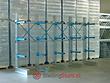 Draagarmstelling Aanbouwvak Dubbelzijdig 1976x1000x1000mm (hxbxd)