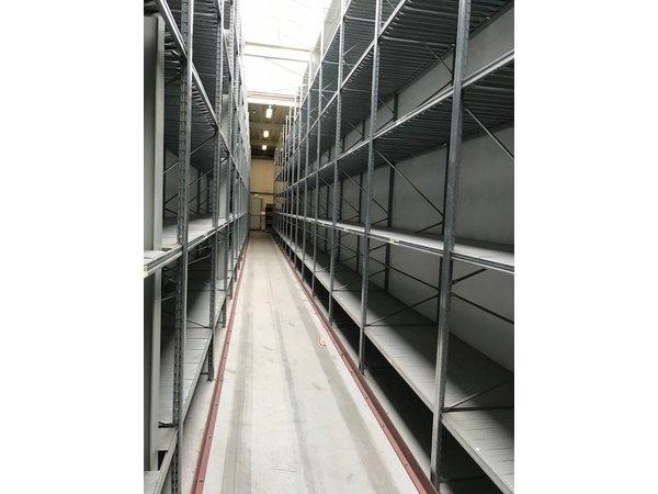 Metalsistem grootvakstelling / 5500x900mm