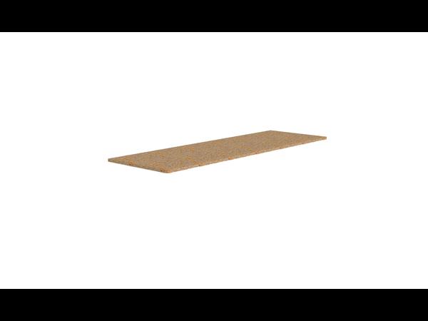 Legbord sp.plaat grootvakstelling 2690x595mm