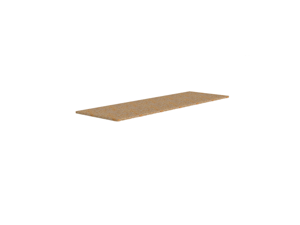 Legbord sp.plaat grootvakstelling 1840x595mm