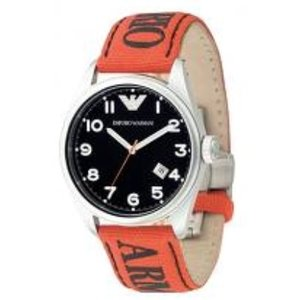 Armani Watch strap AR-0515 with folding clasp