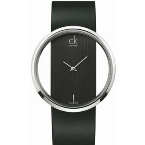 Calvin Klein Watch Strap CK94 Black
