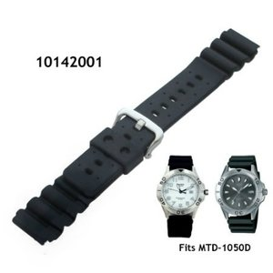 Casio Watch strap Casio MTD1050