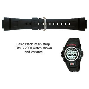 Casio Watch strap G-2900 en 2900-F