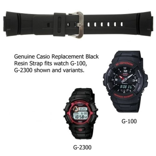 Casio Watch strap G-shock G100 G200 G2300